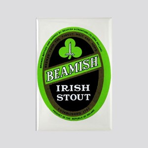 Ireland Beer Label 3 Rectangle Magnet