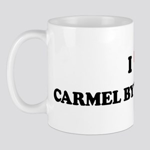 I Love CARMEL BY THE SEA Mug
