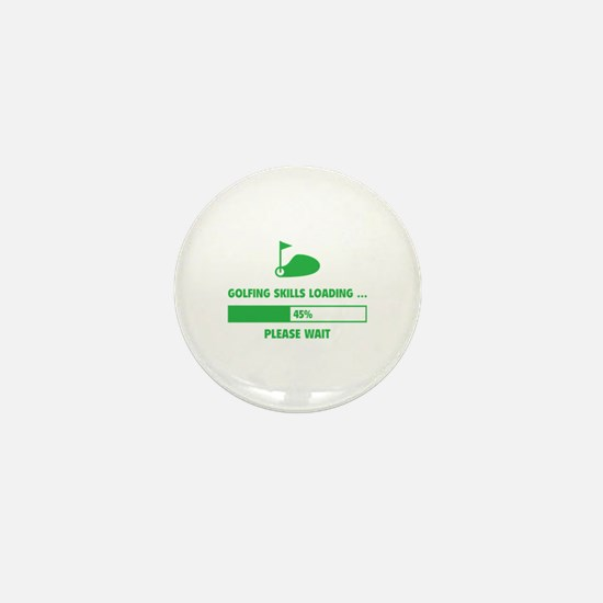Golfing Skills Loading Mini Button