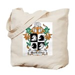 MacCodden Coat of Arms Tote Bag