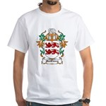 MacClancy Coat of Arms White T-Shirt