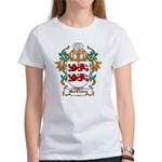 MacClancy Coat of Arms Women's T-Shirt