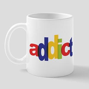 online auction addict Mug