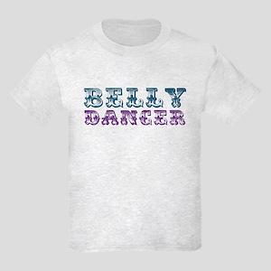 Belly Dancer Kids Light T-Shirt