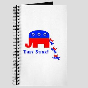 They Stink! Journal