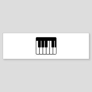 Piano Sticker (Bumper)