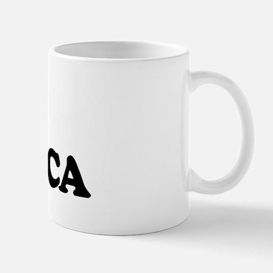 I Love RYDE Mug