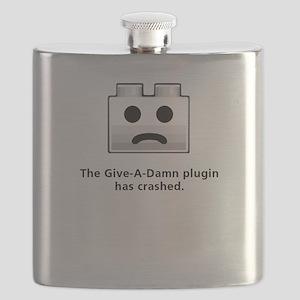 Give-A-Damn Plugin Crash Flask