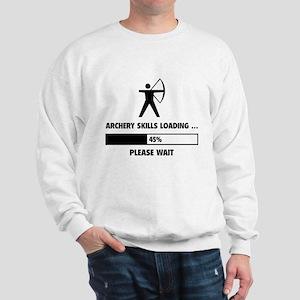 Archery Skills Loading Sweatshirt