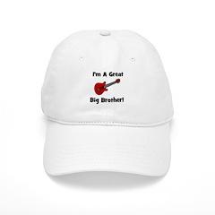 Great Big Brother (guitar) Baseball Cap