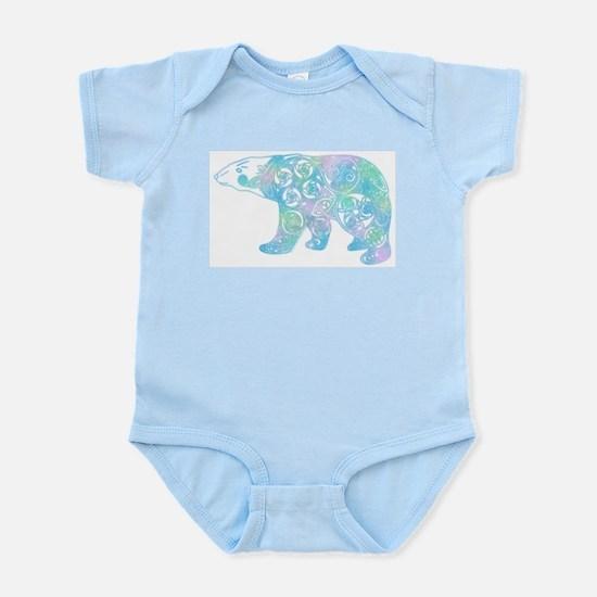 Celtic Polar Bear Infant Bodysuit