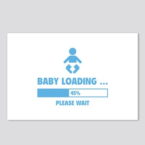 Baby Loading Postcards (Package of 8)
