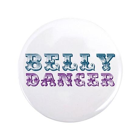 "Belly Dancer 3.5"" Button (100 pack)"