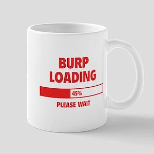 Burp Loading Mug