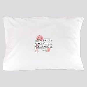 Honor the lives lost Pillow Case