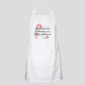 Honor the lives lost Apron