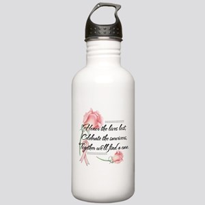 Honor the lives lost Stainless Water Bottle 1.