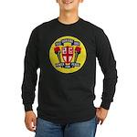 USS JOHN KING Long Sleeve Dark T-Shirt