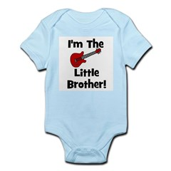 I'm The Little Brother (guita Infant Creeper