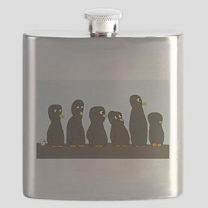 Easter Island Flask