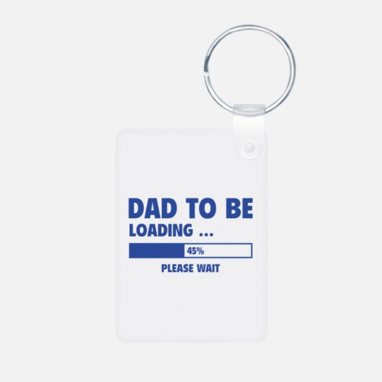 Dad To Be Loading Keychains