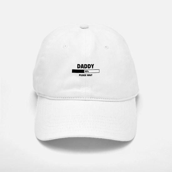 Daddy Loading Baseball Baseball Cap