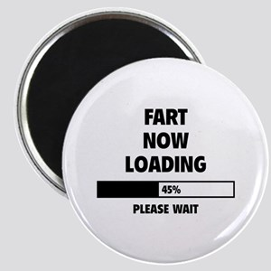 Fart Now Loading Magnet