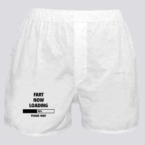 Fart Now Loading Boxer Shorts