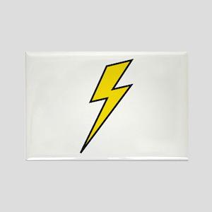 Lightning Rectangle Magnet