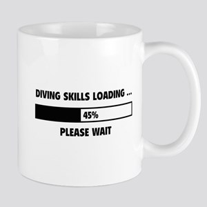 Diving Skills Loading Mug