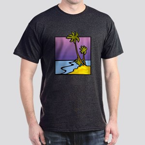 Beach Dark T-Shirt