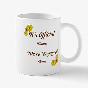 Summer, Fall Engagements Mug