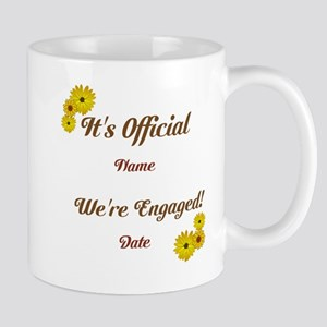 Summer, Fall Engagements Mug