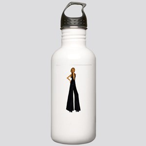 Fashionable Diva Stainless Water Bottle 1.0L