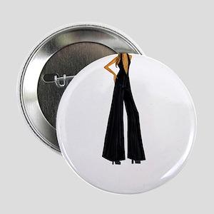 "Fashionable Diva 2.25"" Button"