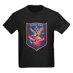 USS JAMES K. POLK Kids Dark T-Shirt