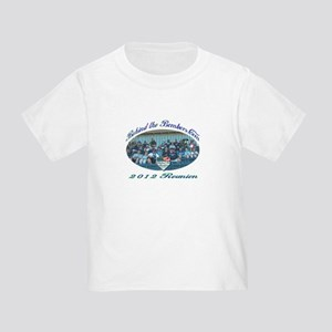back2012 Toddler T-Shirt
