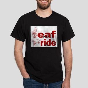 Deaf Pride Ash Grey T-Shirt