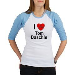 I Love Tom Daschle (Front) Shirt