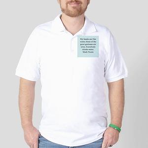 twain14 Golf Shirt