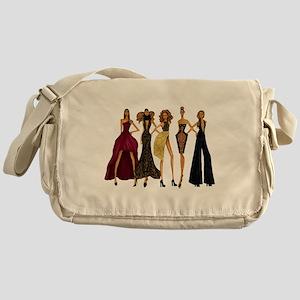 Fashionable Diva Messenger Bag
