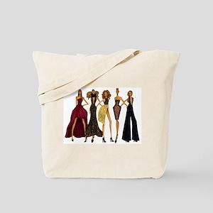Fashionable Diva Tote Bag