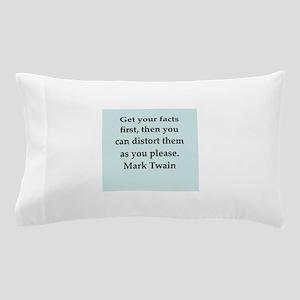 twain9 Pillow Case