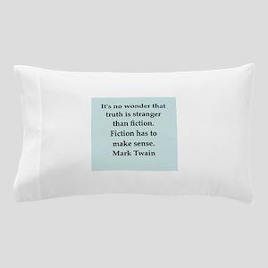 twain13 Pillow Case