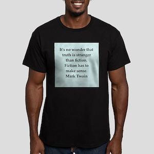 twain13 Men's Fitted T-Shirt (dark)