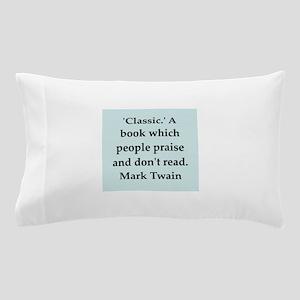 twain5 Pillow Case