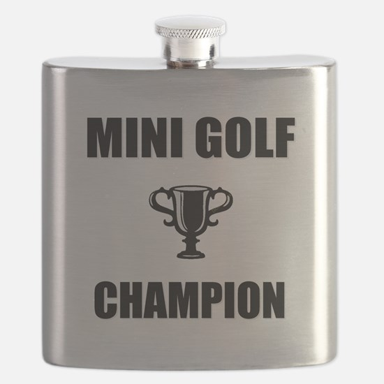 mini golf champ Flask