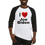 I Love Joe Biden Baseball Jersey
