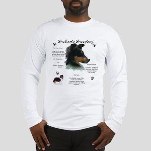 Sheltie 4 Long Sleeve T-Shirt