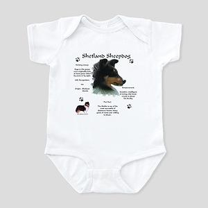 Sheltie 4 Infant Creeper